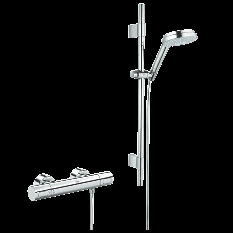 Grohe Grohetherm G3000 Cosmo Bar Shower Set
