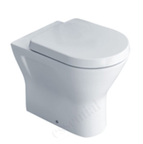 Essential Ivy Comfort Height 450mm Back to Wall Pan