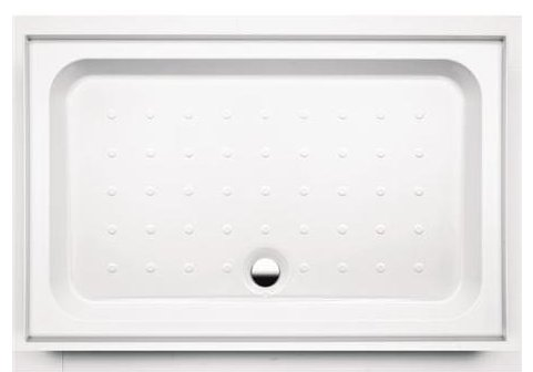 Coram Rectangle 1200 x 760mm Shower Tray