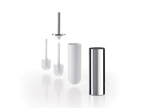 Inda Hotellerie Mai Love Toilet Brush & Holder