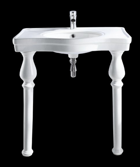 RAK Washington Console Basins 85cm 1 Tap Hole Alexandra Basin