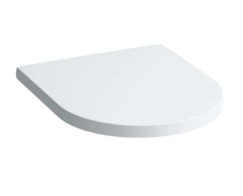 Kartell by Laufen Soft Close Toilet Seat and Cover