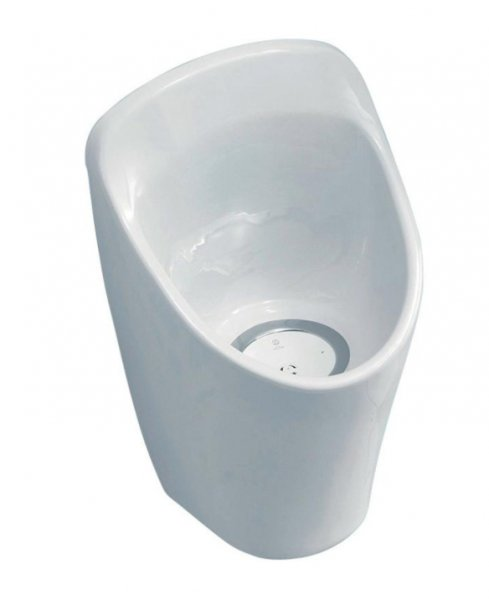 Armitage Shanks Aridian Waterless Urinal Bowl with 1 Cartridge