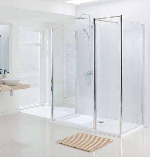 Lakes Walk In Shower Enclosure