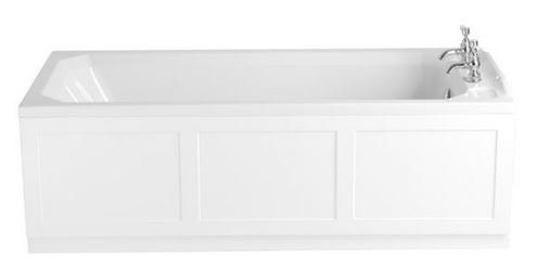Heritage Granley 1700mm Single Ended Bath