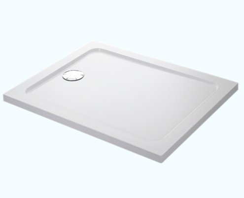 Mira Flight Low 1600 x 700mm Rectangle Shower Tray