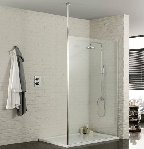 Aquadart Wetroom Walk-in 1600mm