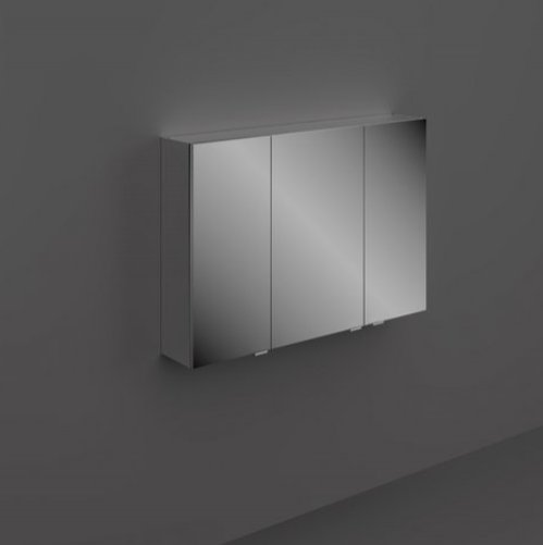 RAK Joy 100cm 3 Door Mirror Cabinet