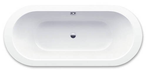 Kaldewei Classic Duo Oval Wide 1800 x 800mm Bath