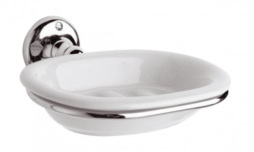 Bayswater Chrome Soap Dish - Stock Clearance