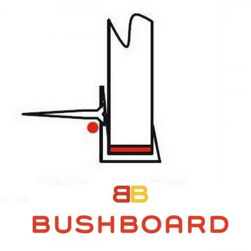 Bushboard Nuance J End Cap