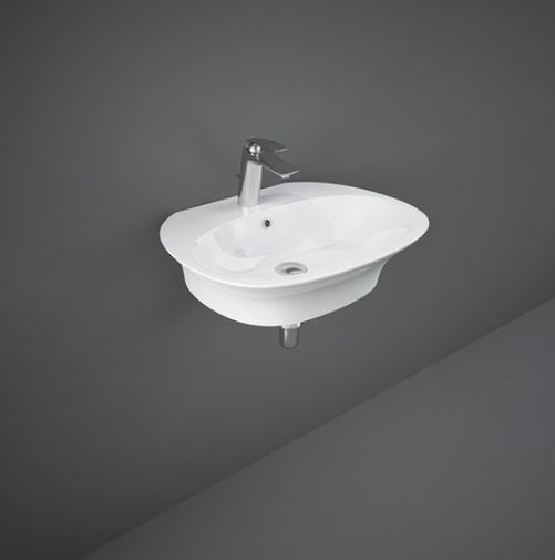 RAK Sensation 60cm 1 Tap Hole Basin