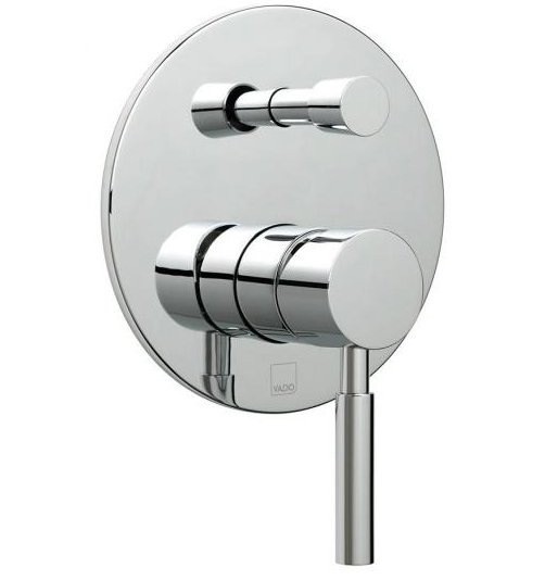 Vado Origins Concealed Thermostatic Shower Valve with Diverter