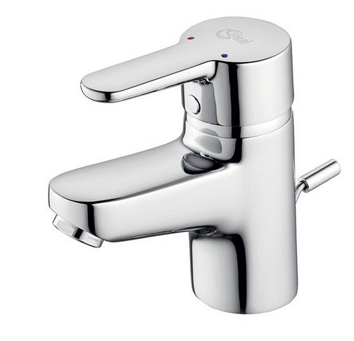 Ideal Standard Concept Blue Small Washbasin Mixer