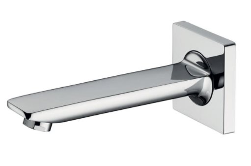 Sottini Lambro Wall Mounted Bath Spout