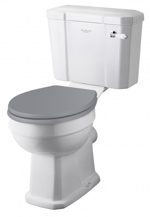 Awesome Bayswater Fitzroy Comfort Height Close Coupled Wc Bathroom Short Links Chair Design For Home Short Linksinfo