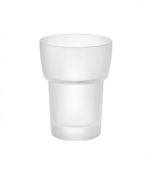 Smedbo Xtra Spare Frosted Glass Tumbler
