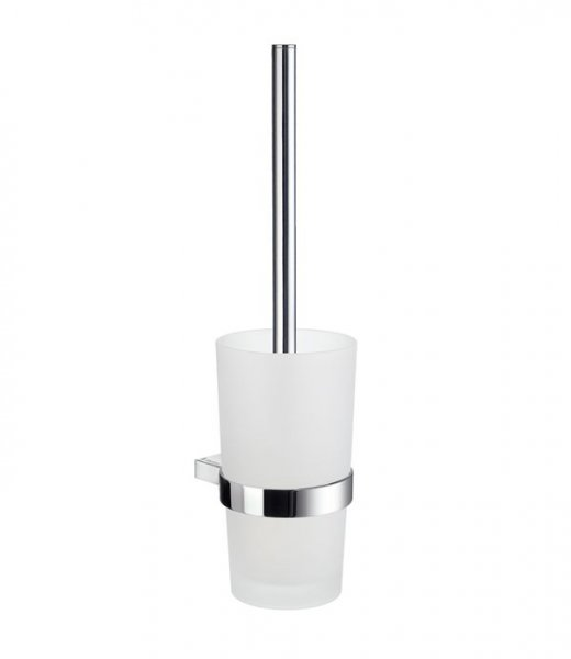 Smedbo Air Toilet Brush with Container