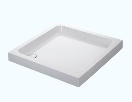Mira Flight 800 x 800mm Square Shower Tray