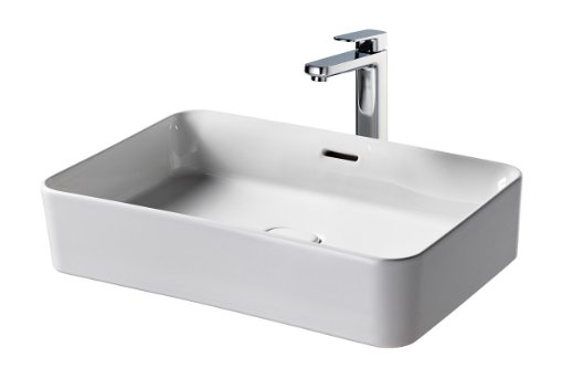 Sottini Fusaro 60cm Rectangular Vessel Basin