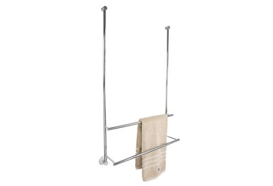 Miller Classic Shower Door and Screen Fitting Double Towel Rail