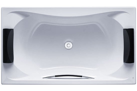 Roca Becool 1800 x 900mm Double Ended Bath