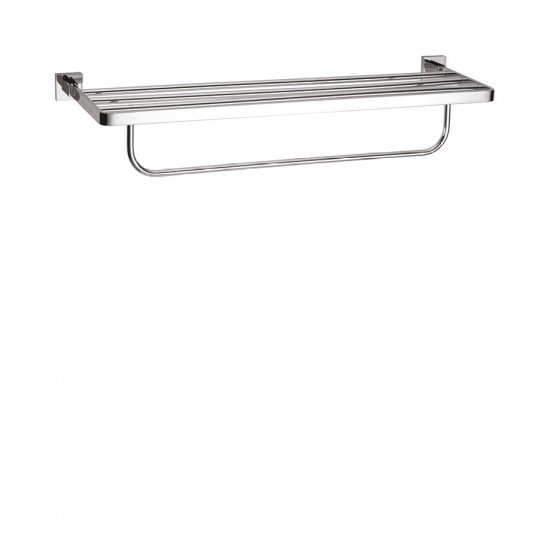 Crosswater Zeya 2 Tier Towel Rail