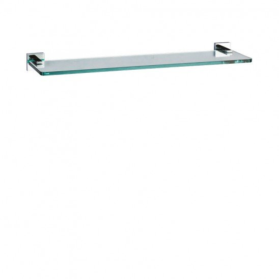 Crosswater Zeya Glass Shelf