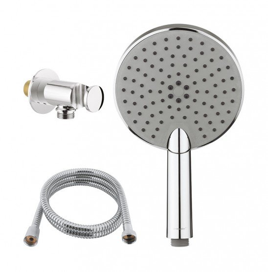 Crosswater Ethos Premium Shower Kit Package 5
