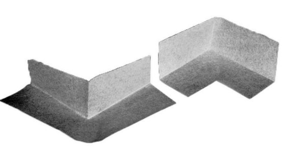 Wedi Waterproof External Corner Seal