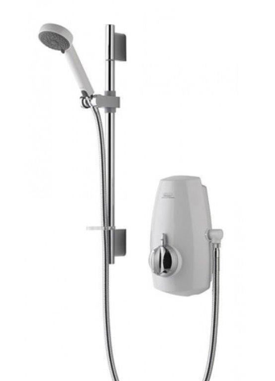 aqualisa aquastream thermo integral power shower