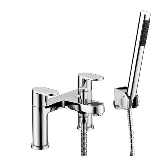 RAK Compact Round Bath Shower Mixer