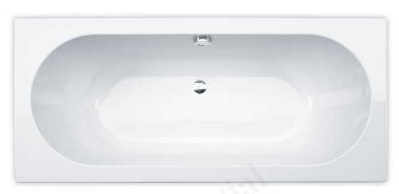 Essential Richmond 1700 x 750mm Double Ended Bath