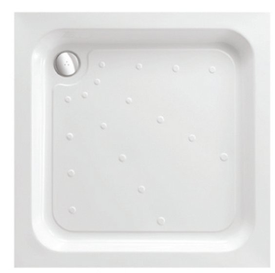 JT Ultracast 1000 x 1000mm Square Shower Tray