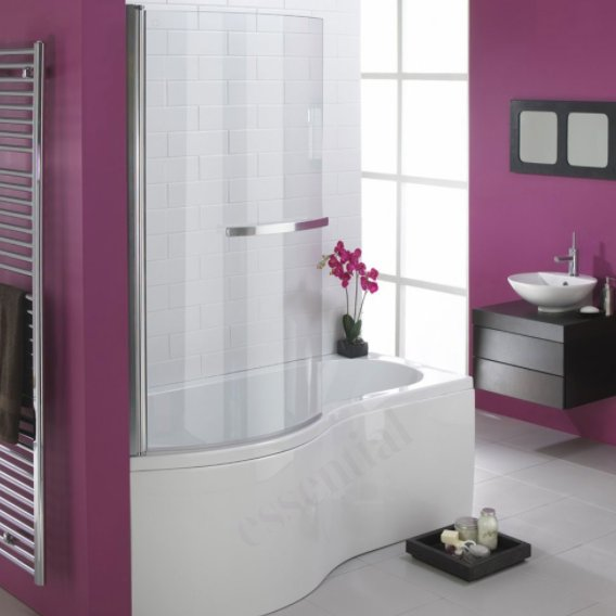Essential Hampstead 1500 x 900mm Bath Pack