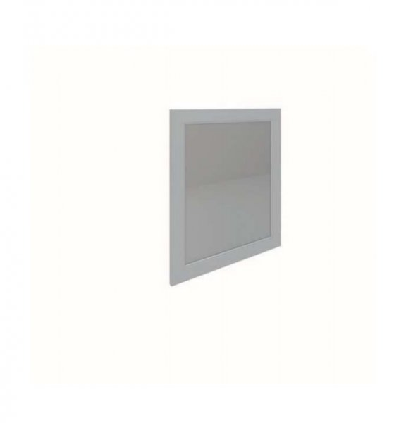 RAK Washington 600mm Flat White Mirror