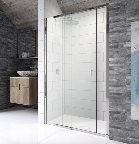 Kudos Pinnacle 8 1800mm Sliding Door for Recess
