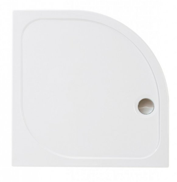 Merlyn Ionic 800mm Touchstone Quadrant Shower Tray