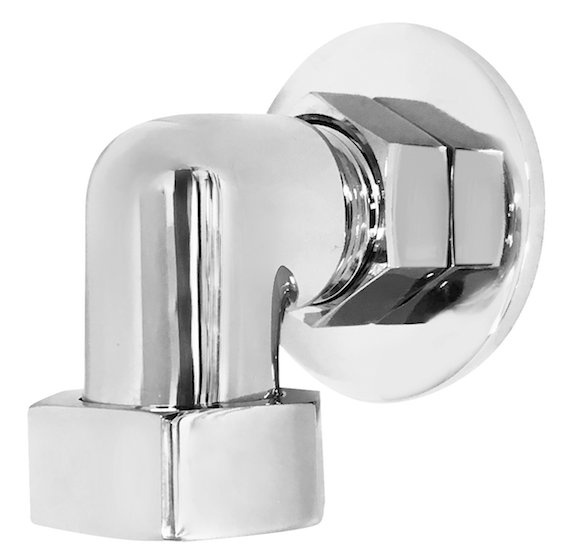 Bayswater Back to Wall Shower Elbow