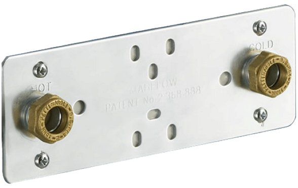 Marflow Shower Fixing Plate (PL8)