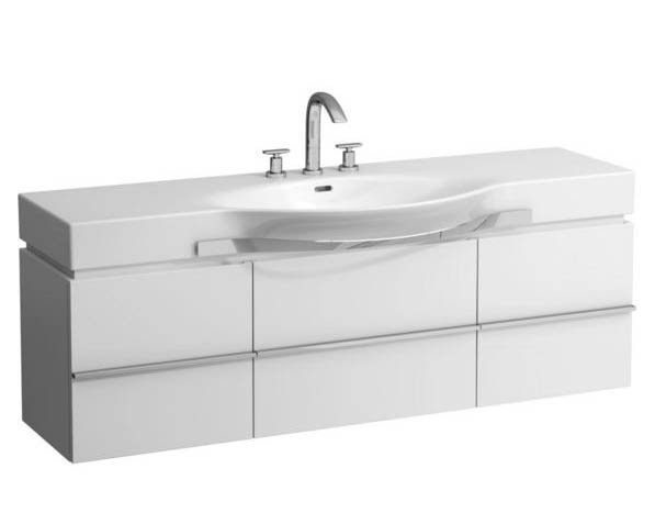 Laufen Palace 149cm Vanity Unit with Drawer and 2 Doors