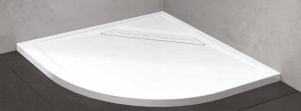 Kudos Connect 2 900mm Quadrant Shower Tray