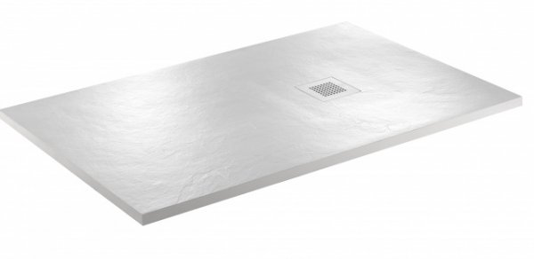 JT Softstone 1500 x 760mm Rectangle Cushion Shower Floor