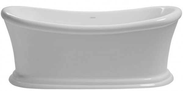 Heritage Orford Freestanding Acrylic Double Ended Slipper Bath