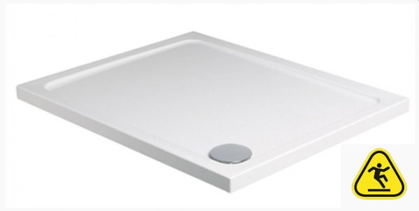 JT Fusion 1500 x 900mm Rectangle Shower Tray with Anti-Slip