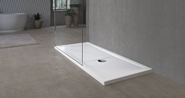Novellini Olympic Plus 1200 x 1000mm Rectangular Shower Tray