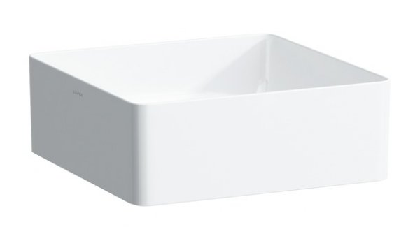 Laufen Living Square SaphirKeramik Square Bowl
