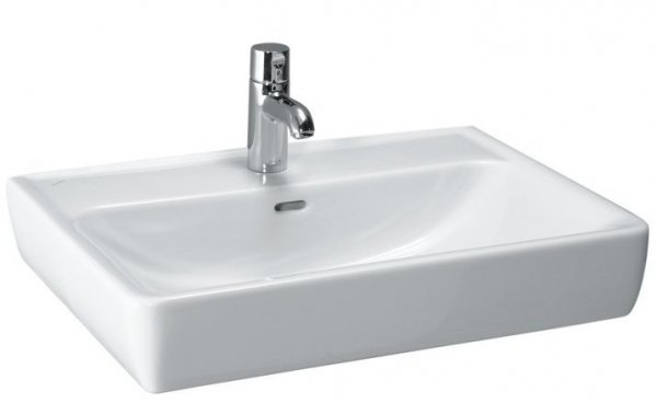 Laufen Pro 600mm Basin with Ground Base