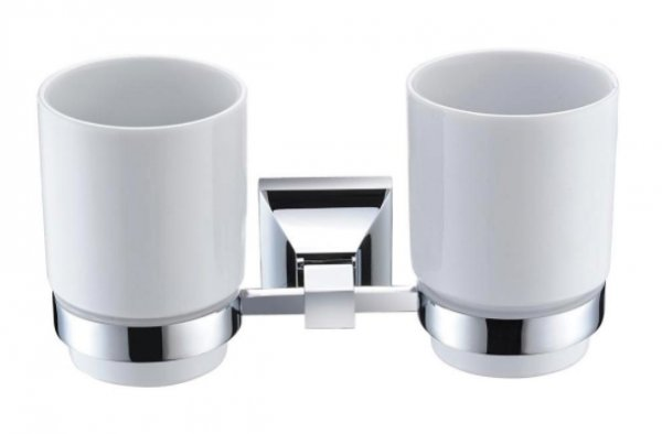 Heritage Chancery Double Tumbler & Holder
