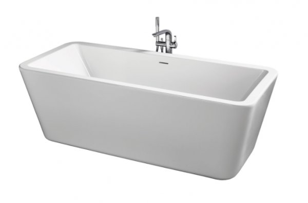 Sottini Savutto 180 x 80cm Freestanding Bath